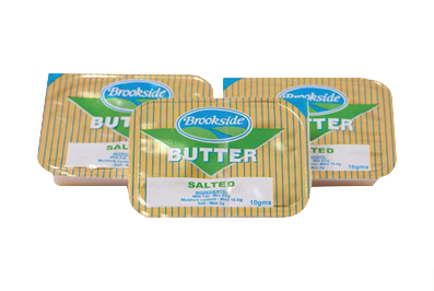 Mini Butter Tubs